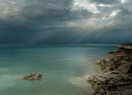 Мертвое море иордан