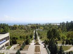 Санаторий «Голубой Иссык-Куль»