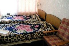 Санаторий «Кыргызское взморье» 2-х местный номер